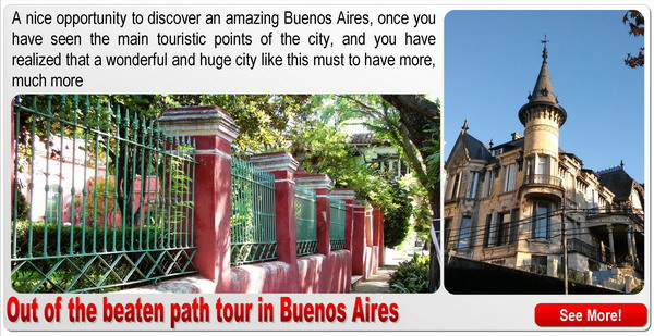 Private out of the beaten path tour in Buenos Aires